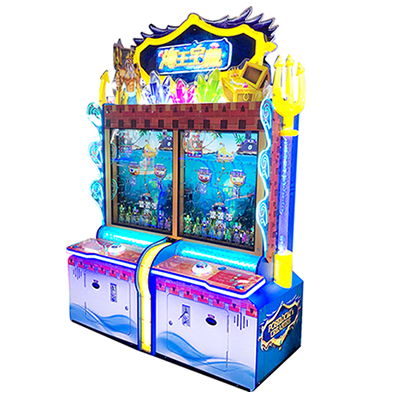 Poseidon's Treasure 2 Player